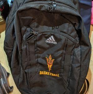 ASU Basketball Team Issued Adidas Backpack